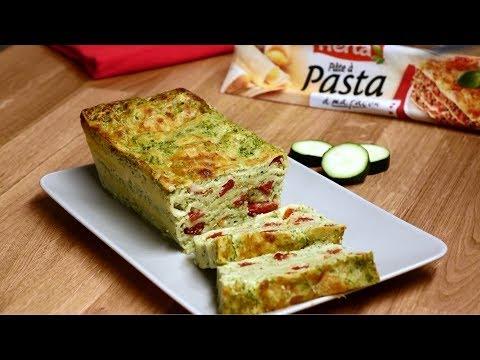 recette-lasagne-cake-courgettes-tomates-herta®