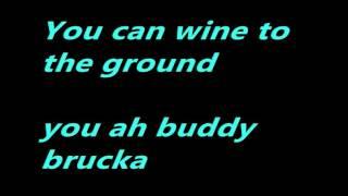 Aidonia - Buddy Bruka Lyrics @DancehallLyrics