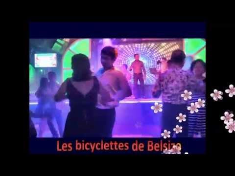 Tuấn Hùng - Les Bicyclettes De Belsize - Karaoke (Aug 7, 2015)