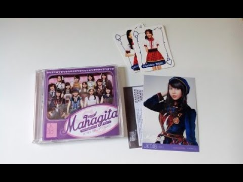 Mahagita - JKT48 2nd Album (Unboxing)