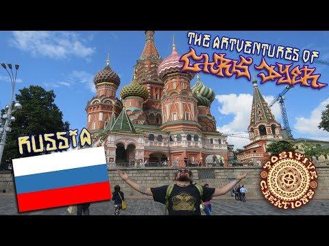 Positive Creations in Russia (Artventures Webisode #17)