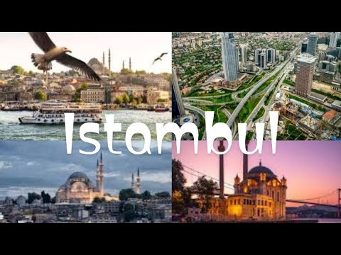 Istambul ,a beautiful city of Turkey ,