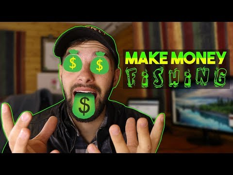 5 Ways To Make Money In The Fishing Industry!