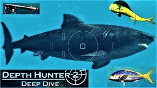 Depth Hunter 2 [Single Player] [Part 3] [Relax Fishing]