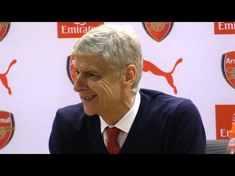 Arsenal 2-1 Burnley - Arsene Wenger Full Post Match Press Conference