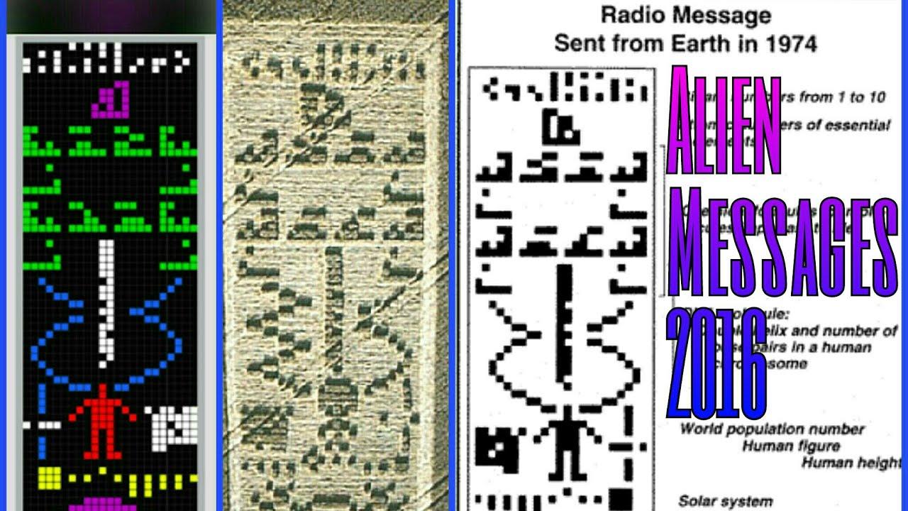 Real Alien Message Received! Decoding ET's Message despite the ...
