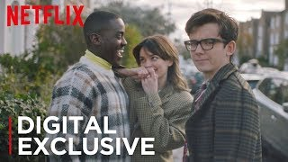 Sex Education GET EDUCATED British Slang with the cast of Sex Education Netflix