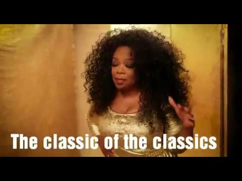 Oprah channels her 'inner Diana Ross' for latest issue of O mag