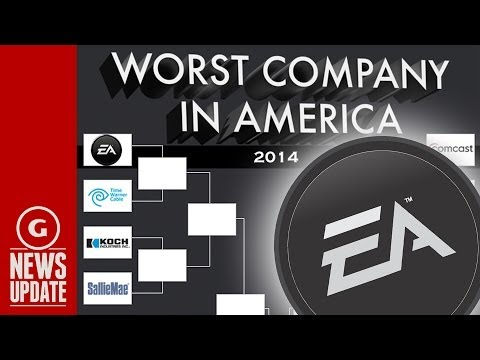 "EA in the running for ""Worst Company in America"" AGAIN! - GS News Update"