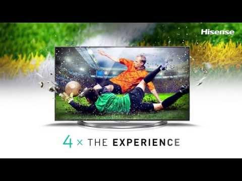 Hisense Australia Ultra High Definition Demo video