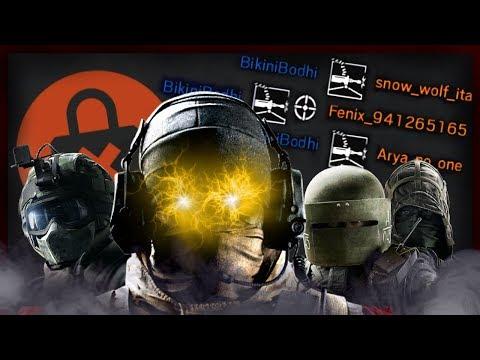 Nerf Spetsnaz - Rainbow Six: Siege