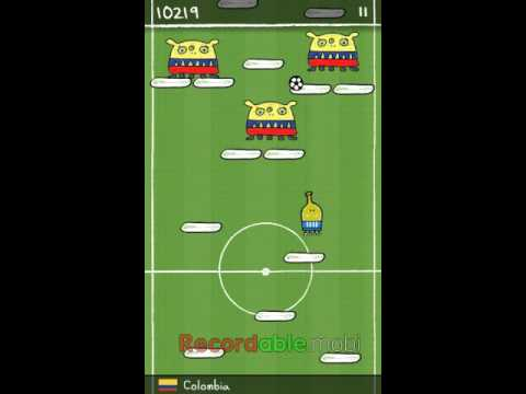 Make Me playing doodle jump :soccer⚽ Snapshots