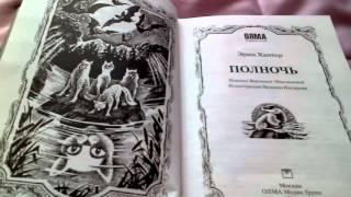 Обзор книги коты воители 7 часть полночь