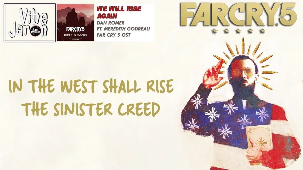 aliexpress low priced online store Dan Romer - We Will Rise Again (Lyrics) Ft. Meredith Godreau | Far Cry 5  End Credits Song/Soundtrack