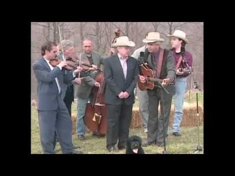"""Hills of Roane County"" - Ralph Stanley with The Cumberland Highlanders"