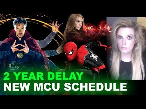 Doctor Strange 2 2022 – New MCU Release Date Schedule