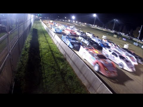 RUSH Crate Late Model Feature | Track Side Camera | McKean County Raceway | 10.11.14