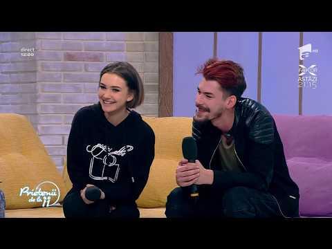 Olga Verbițchi, câștigătoarea X Factor 2016, a lansat piesa Pagini albe, alături de Kio