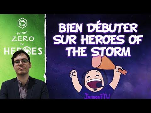 [Tuto HotS] FromZeroToHeroes - 00 : Comment Bien Débuter sur Heroes of the Storm