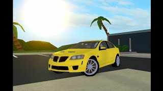 Some New Pontiac History And Carbon Fiber Are On The Way To Roblox Ultimate Driving!