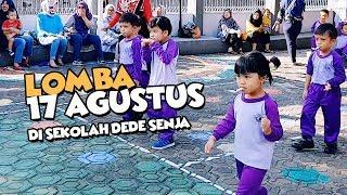 Part1 Aneka Lomba 17 Agustus Anak TK - Memperingati Kemerdekaan Indonesia