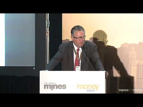 IAMGOLD's Steve Letwin Keynote - Mines and Money Asia 2018