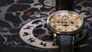 Les montres suisses font le bonheur des Chinois