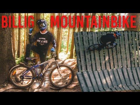 Die BILLIG DOWNHILL MOUNTAIN BIKE 100K CHALLENGE (+ Giveaway) - 동영상