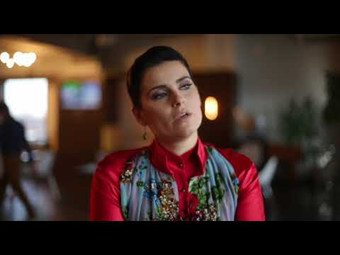 Nelly Furtado sits down for an interview with Jane Stevenson
