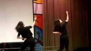 Canossa College Dance Competit