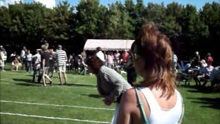 Le Parage Camping jeu des boules