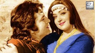 Feroz Khan Wanted To KISS Hema Malini In Dharmatma