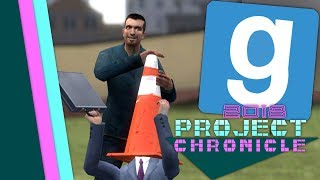 Stop right there criminal scum! - GMOD: Murder