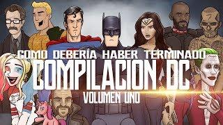 Como Debería Haber Terminado - La Compilación de Películas de DC: Volumen Uno