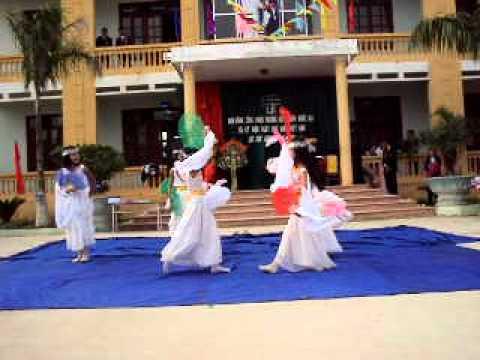 Múa Ước mơ - HS trường tiểu học Lục Sơn