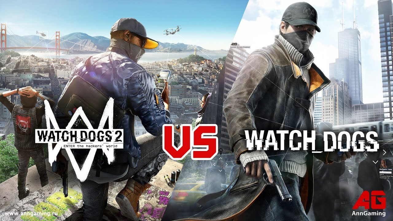Pictures Of Watch Dogs 2: Watch Dogs 2 Vs Watch Dogs