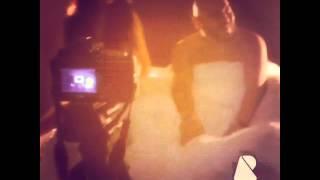 MUTAI KRIM | процесс съёмки клипа | SUPERMAN
