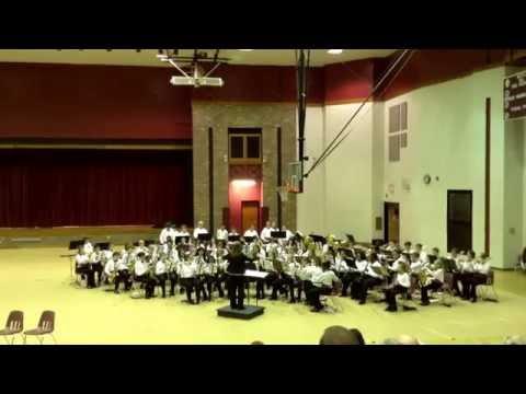 "Prattville Junior High School Christmas Concert | ""Frosty The Snowman"""