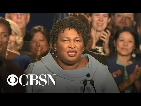 "Stacey Abrams vows that ""every vote is counted"" Mp3"