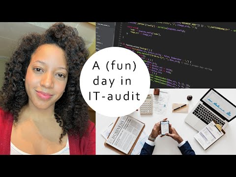 IT-Audit | A day in the life (PwC, KPMG, EY, Deloitte)