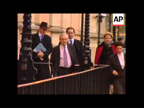 Uk Prominent Chilean Opponents Of Pinochet Arrive In London V Youtube
