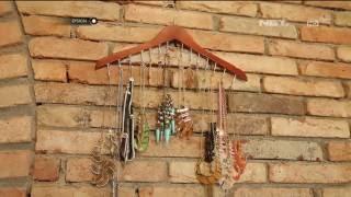 DSign : DIY Membuat Gantungan Perhiasan Yang Ciamik