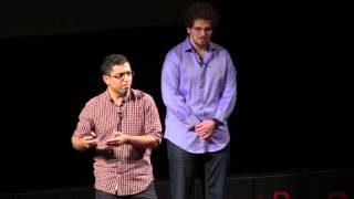 Bringing space down to Earth | Nicholas Velenosi & Mehdi Sabzalian | TEDxConcordia