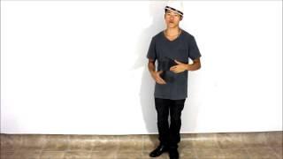 Урок клубных танцев для мужчин | медленная музыка