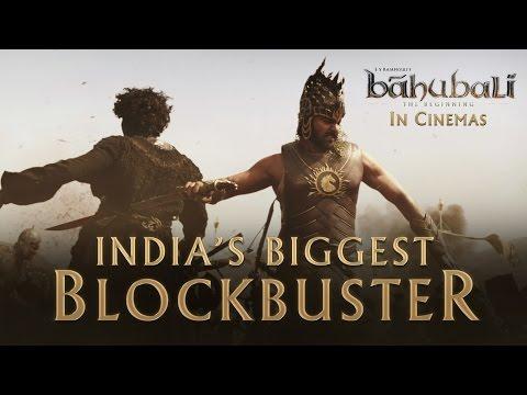 Bāhubali: The Beginning trailer