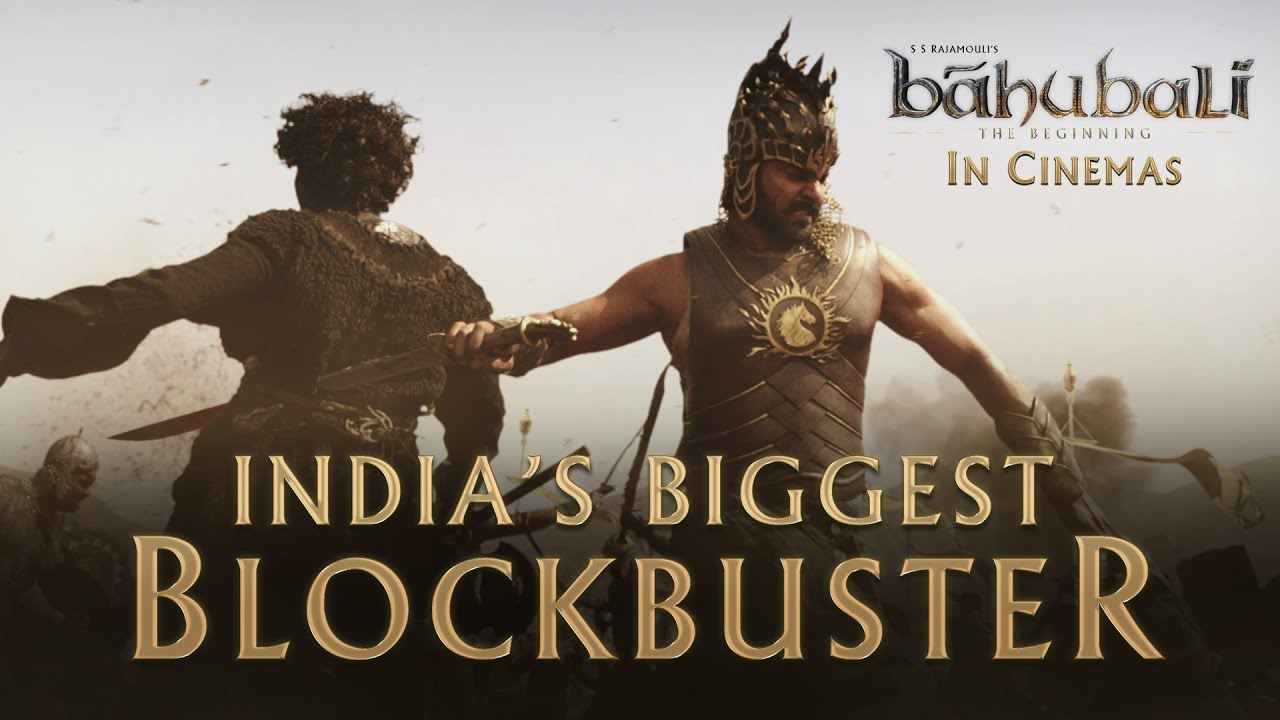 Baahubali: The Beginning review – fantastic bang for your