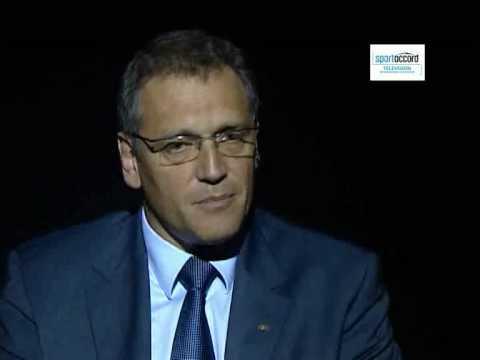 Interview: Jerome Valcke - SportAccord Convention Dubai 2010
