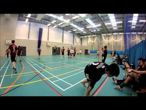 Bristol University Men's 1sts Vs Falmouth 1sts 2015