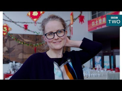 IKEA's newest designer tests her imperfect vase idea in China - Flatpack Empire: Episode 2 - BBC Two