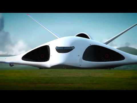 Future Russian military cargo aircraft PAK-TA